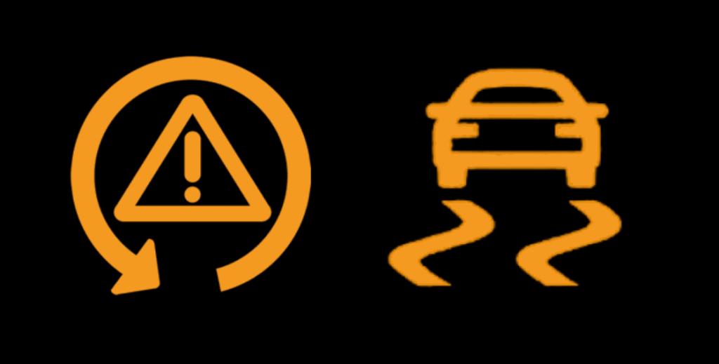 ESP Warning Lights