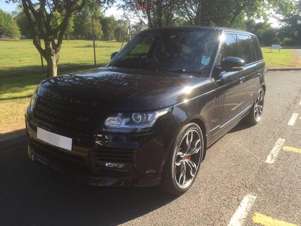 Overfinch Range Rover SC