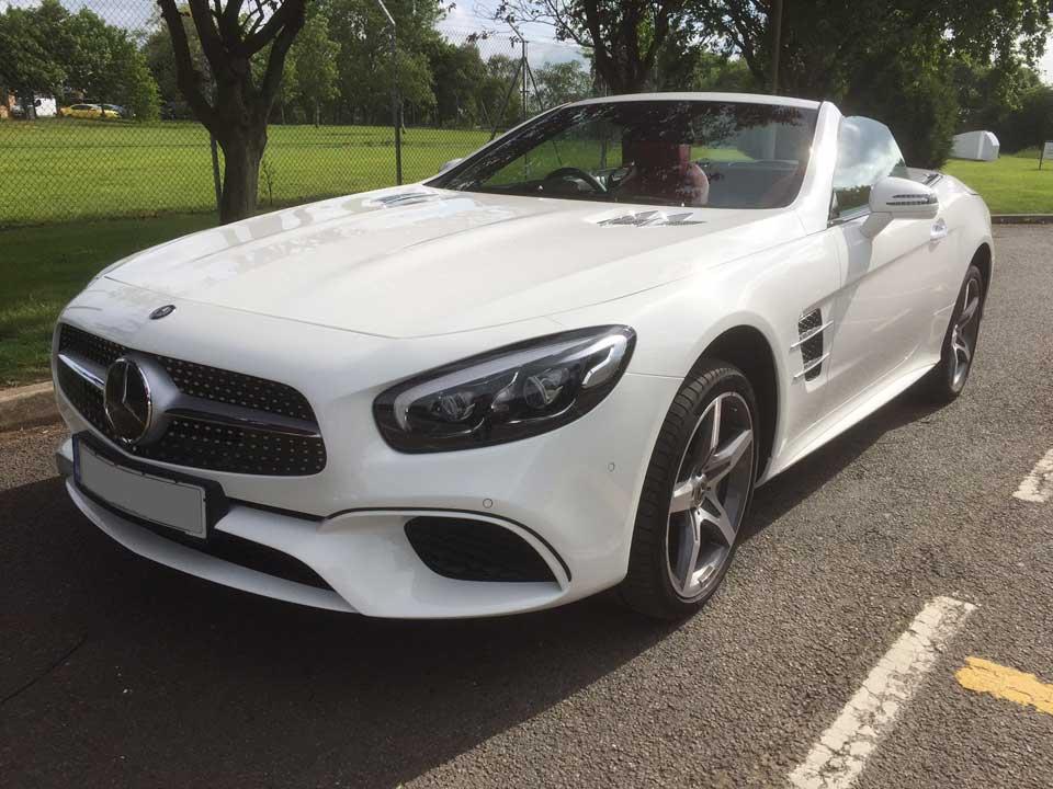 Mercedes Benz SL400