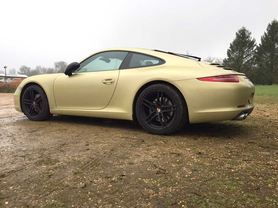 Porsche 991 C2S