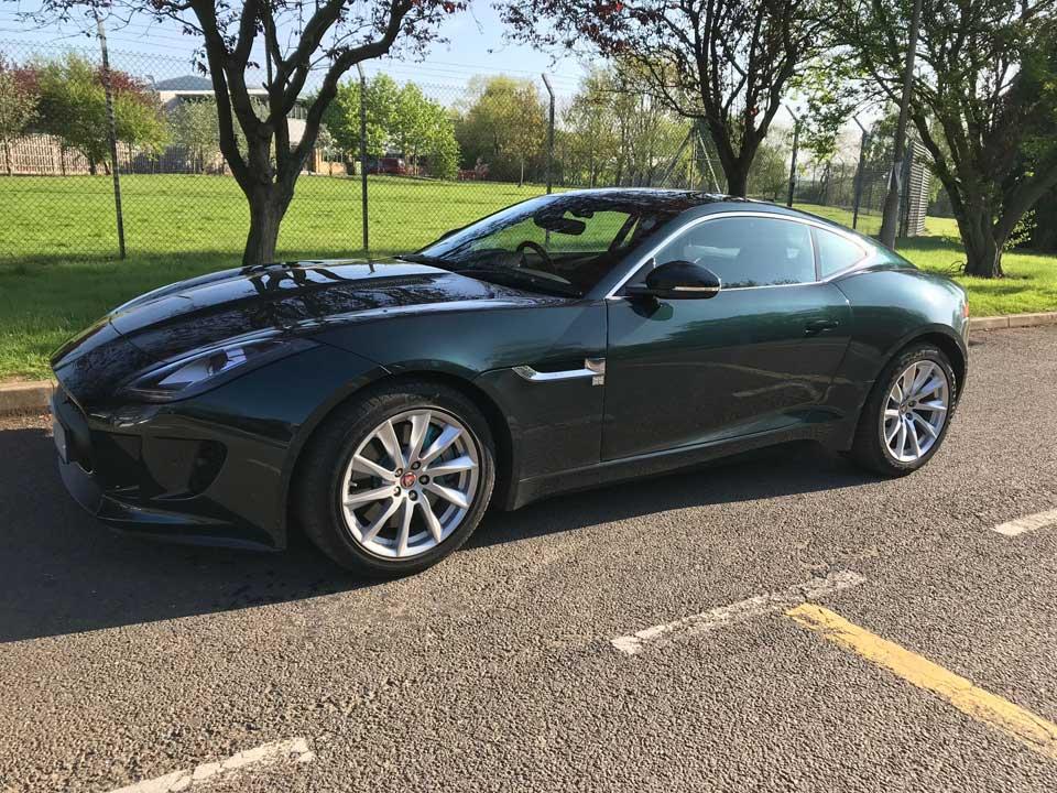 Jaguar F Type V6
