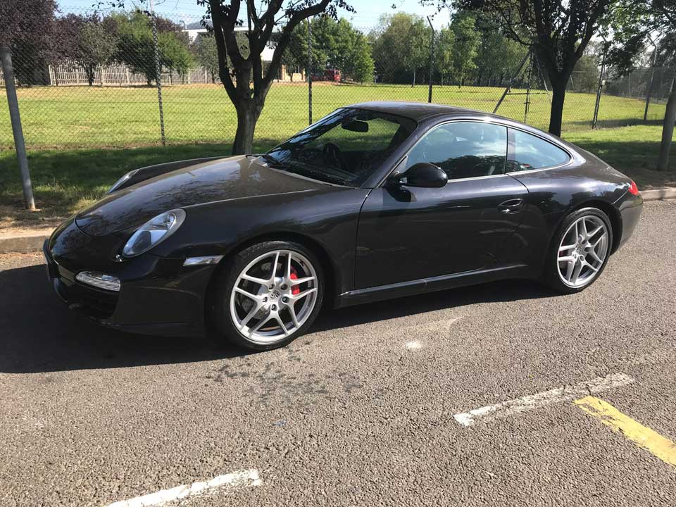 Porsche 997 C2S