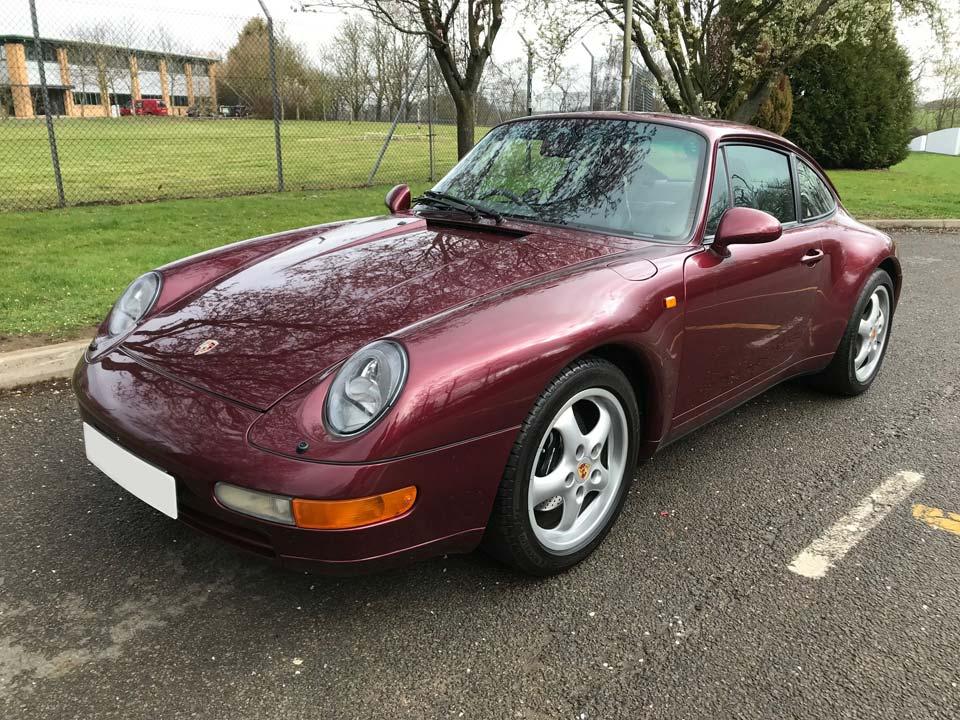 Porsche 993 C2