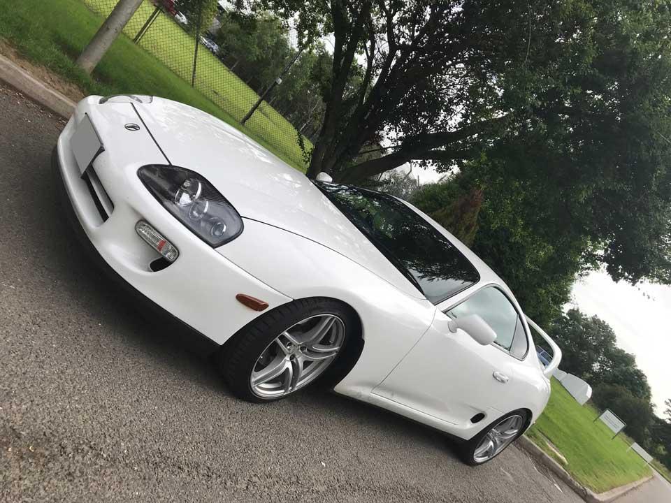 Toyota Supra Turbo Mk4