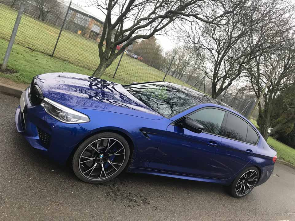 BMW F90 M5 Competition