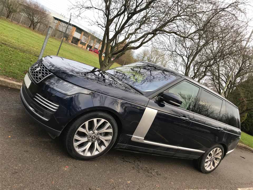 Range Rover 5.0 SC