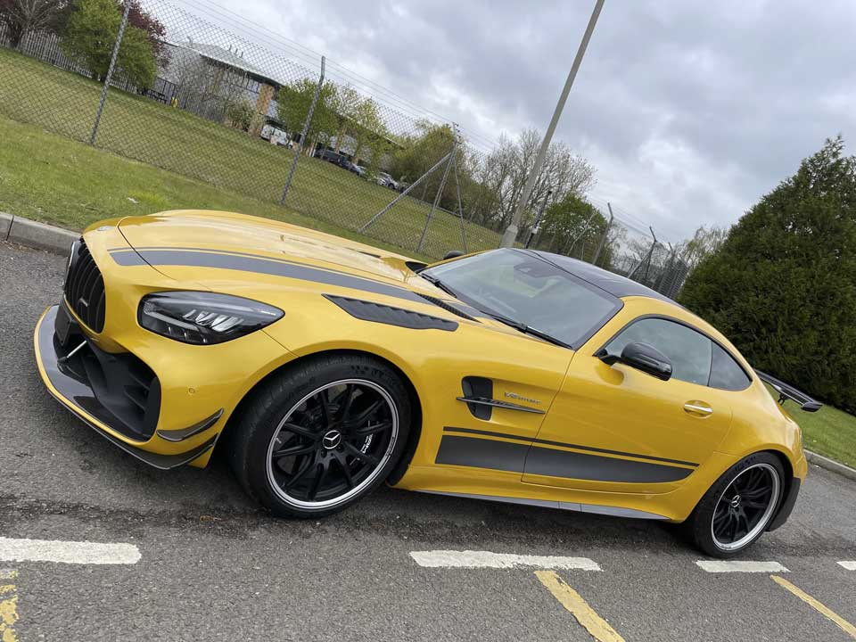 AMG GTR Pro