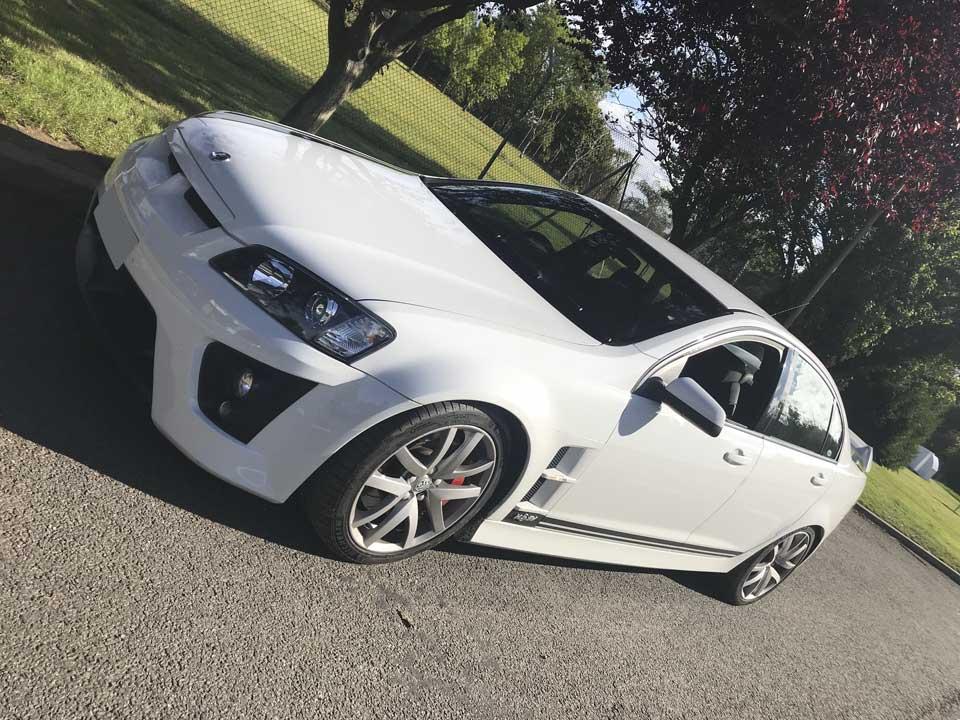 Holden VXR8