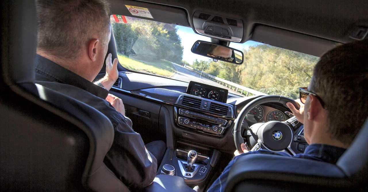 On Road Masterclass Driver Training