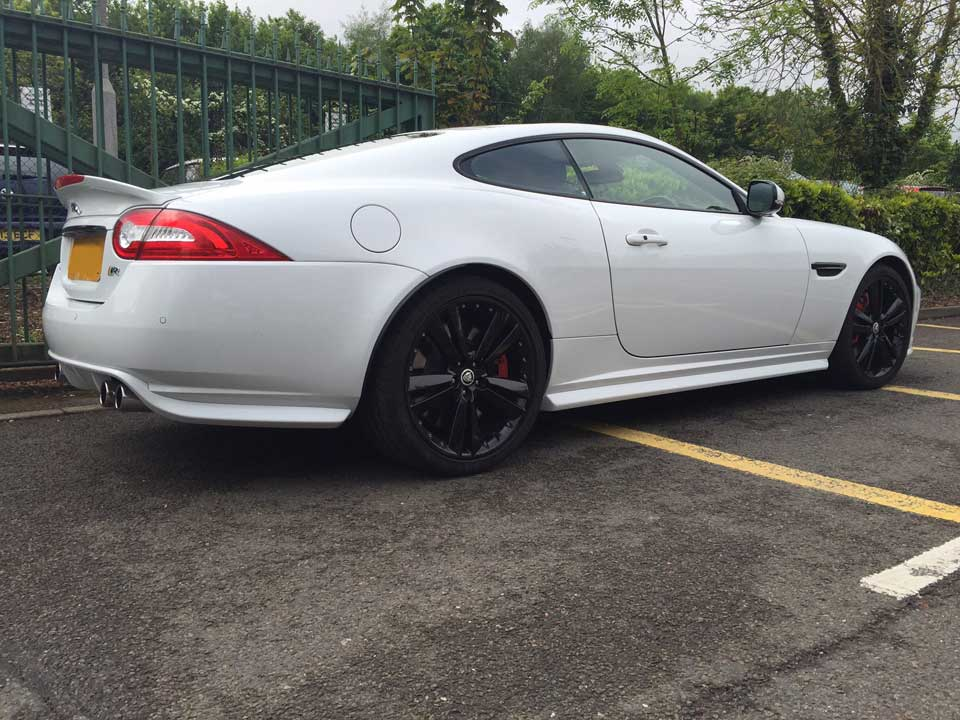 Jaguar XKR 5.0