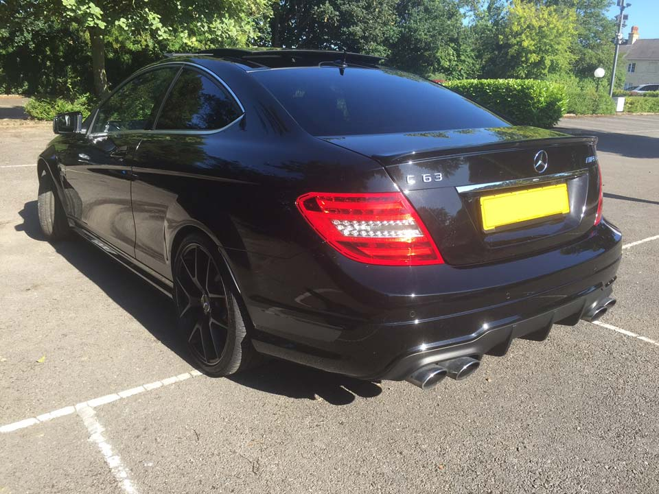 Mercedes Benz AMG C63 507 Edition