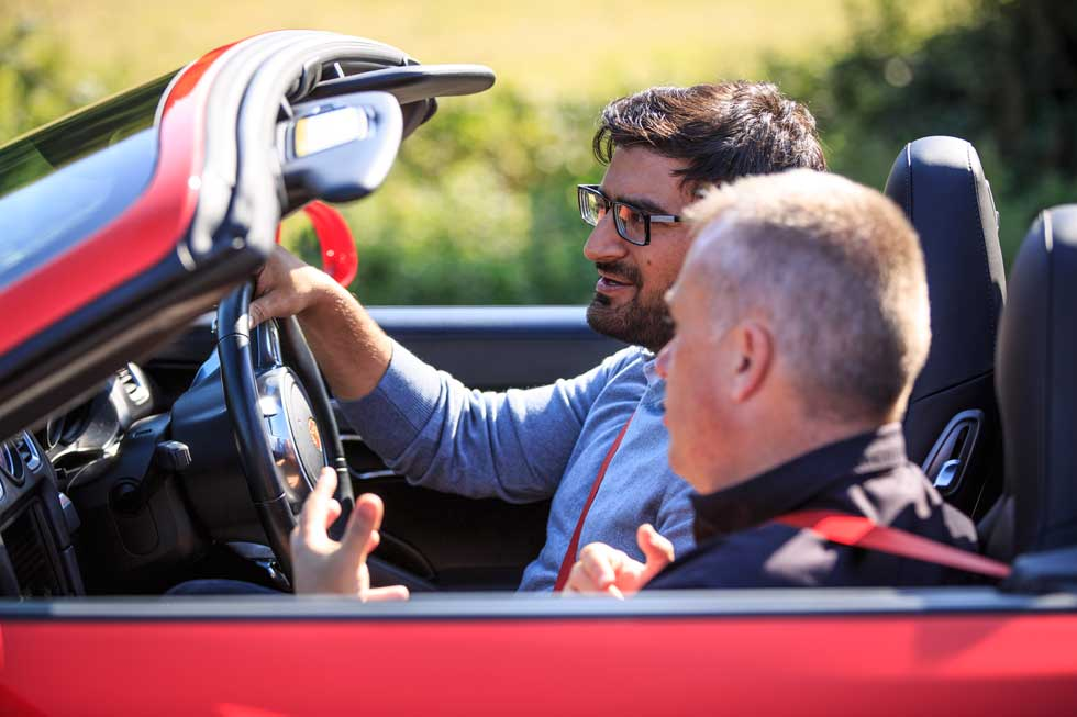 High Performance Driver Training Course  UK Courses