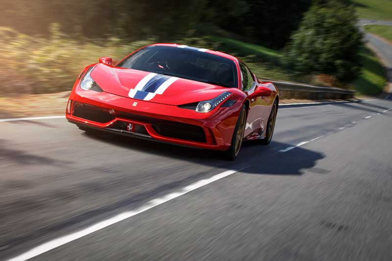 Speciale on Hill Route