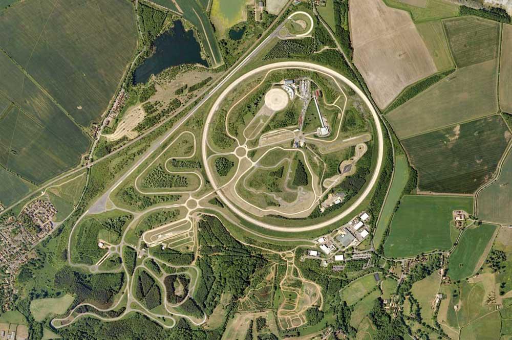 Millbrook Aerial